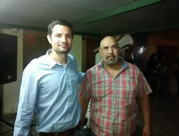 Mauro García finalmente renunció tras la expulsión de dos militantes suyos del Ejecutivo
