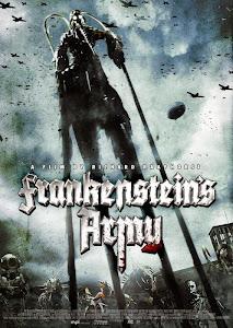 Đội Quân Frankenstein - Frankensteins Army poster