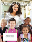 Cover of July 2012 Science & Children