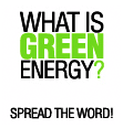 Green Web Hosting Reviews - what is green energy