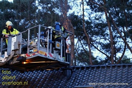 schoorsteenbrand Helderse Duinen  Overloon 29-03-2014 (12).JPG
