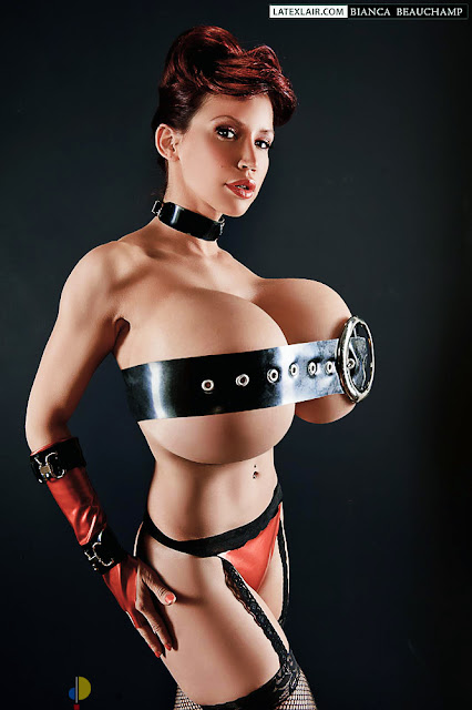 Bianca Beauchamp breast expansion