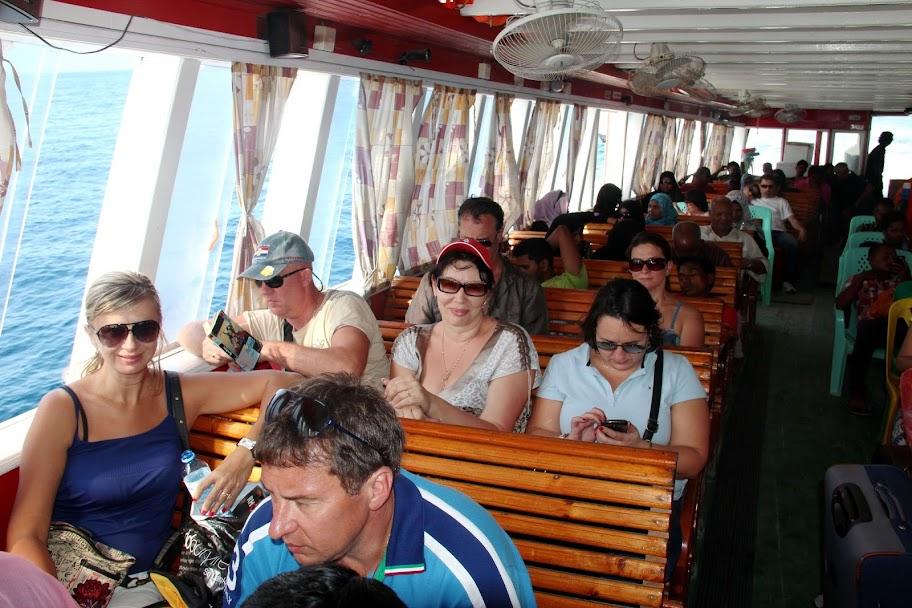 Наши Марфуши на Маафуши - 5 дней на Мальдивах, 4 острова