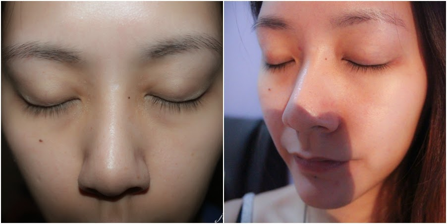 69ee4199f19 As for volume, I noticed that before I started using the lash serum I  noticed some sparse spots on both of my eye lashes. The left picture is  taken with ...