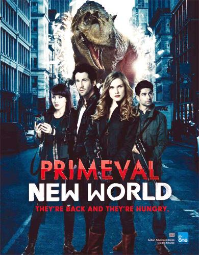 Primeval New World ไดโนเสาร์ทะลุโลกพิศวง ( EP. 1-7 END ) [พากย์ไทย]
