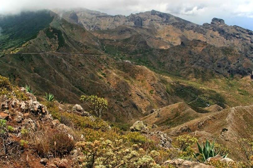 Paisaje Parque Rural de Teno