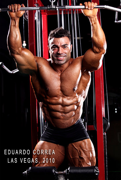 Eduardo Correa Part 7 - Sexiest Hot Male Bodybuilder