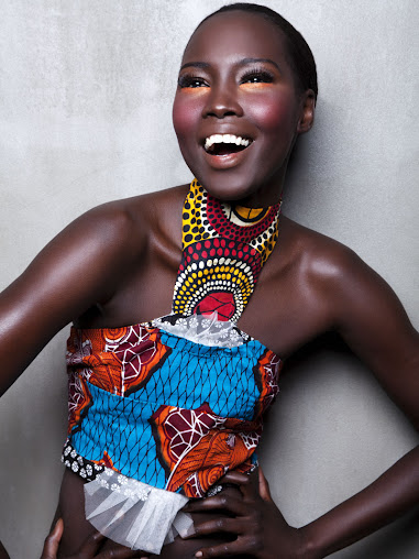 modelos, África, Sudán del Sur, supermodelo, moda, fashion, belleza