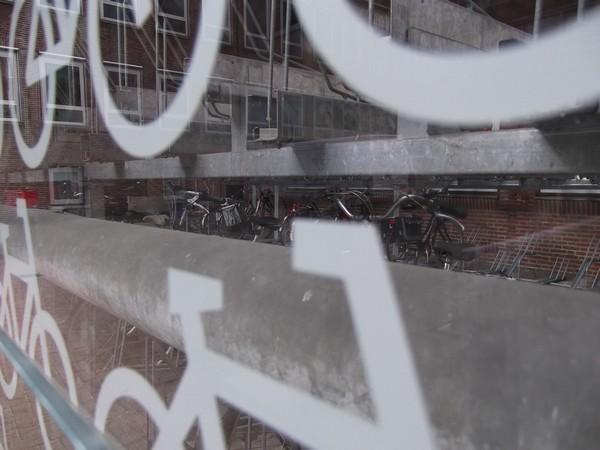 Groningen tra bici