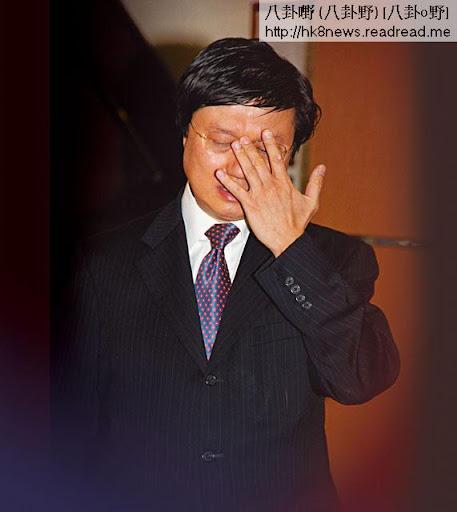 31/10 10:00 <br><br>林奮強上週三出席港台節目,當時他未感到事態嚴重,更說不擔心有政黨向廉署舉報他。(張貴材攝)