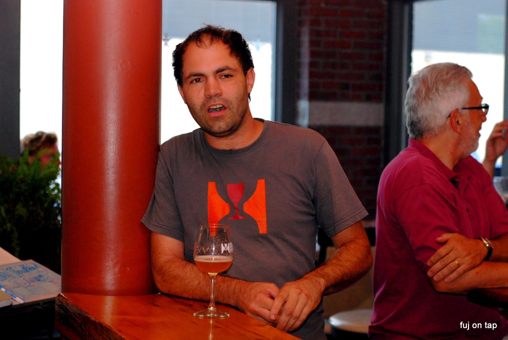 Shaun E. Hill of Hill Farmstead