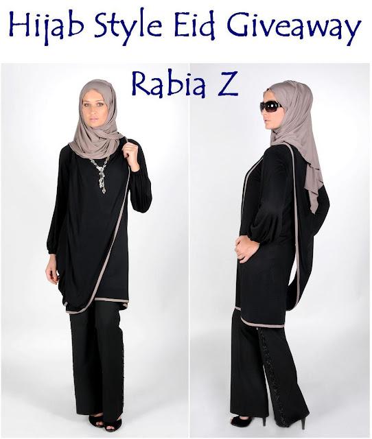 New Tutorial Hijab Eid Giveaway