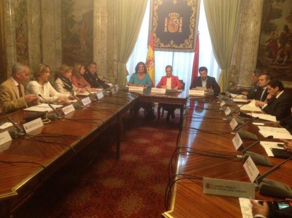 Coordinación de Seguridad de la Cañada Real