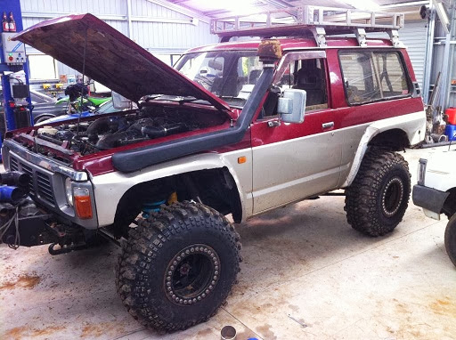 TD42 compound turbo - Offroad-Express