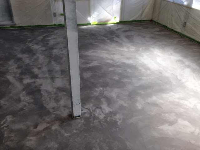 Concrete Revival Concrete Overlay Micro Topping And