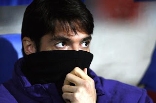 kaka Spanish football