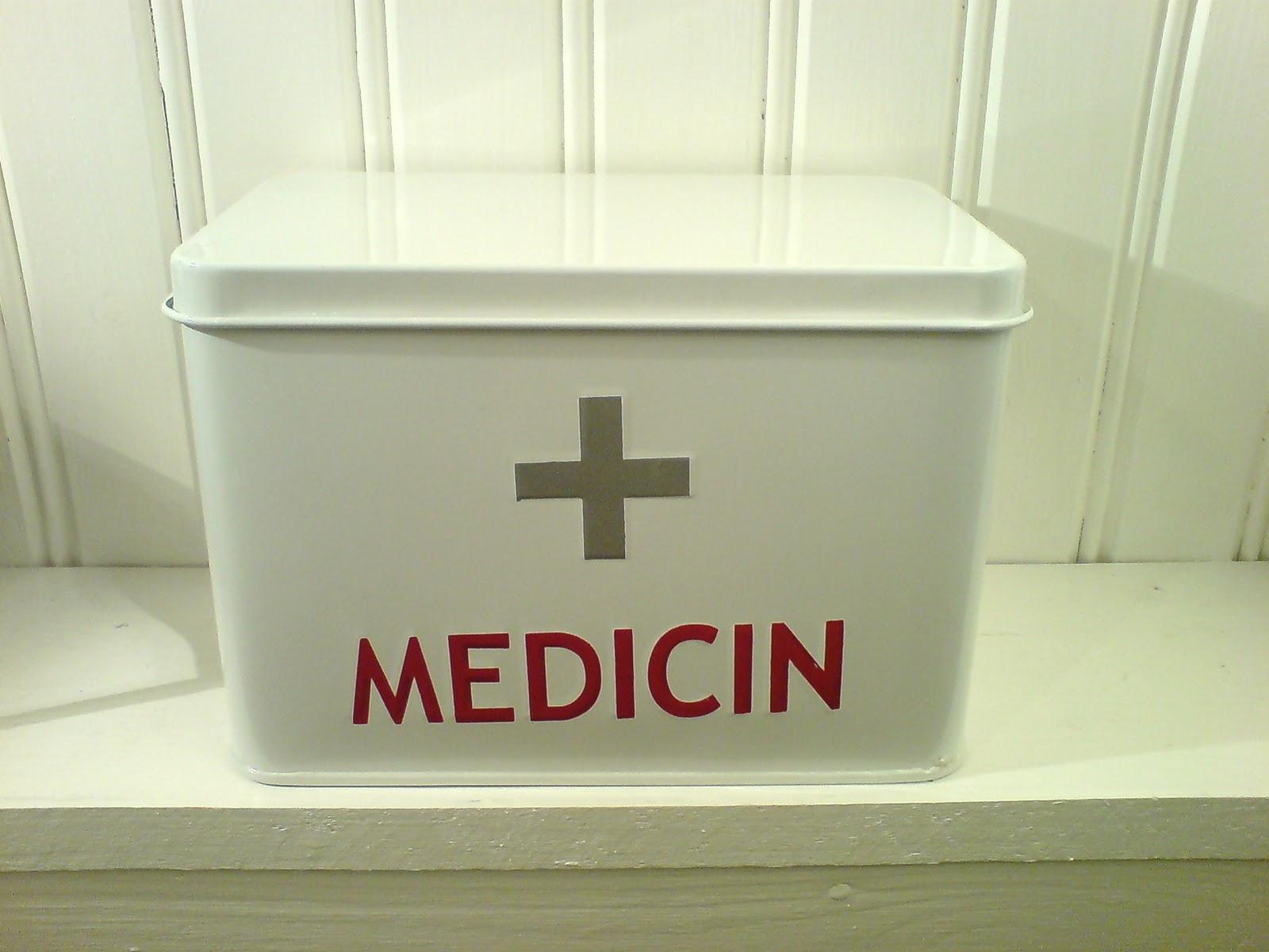medicinlåda