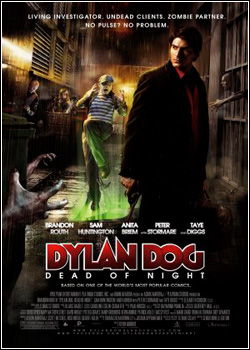 Filme Poster  Dylan Dog e as Criaturas da Noite DVDRip XviD & RMVB Legendado