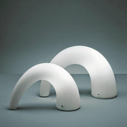 Lámpara de mesa, Fontana Arte