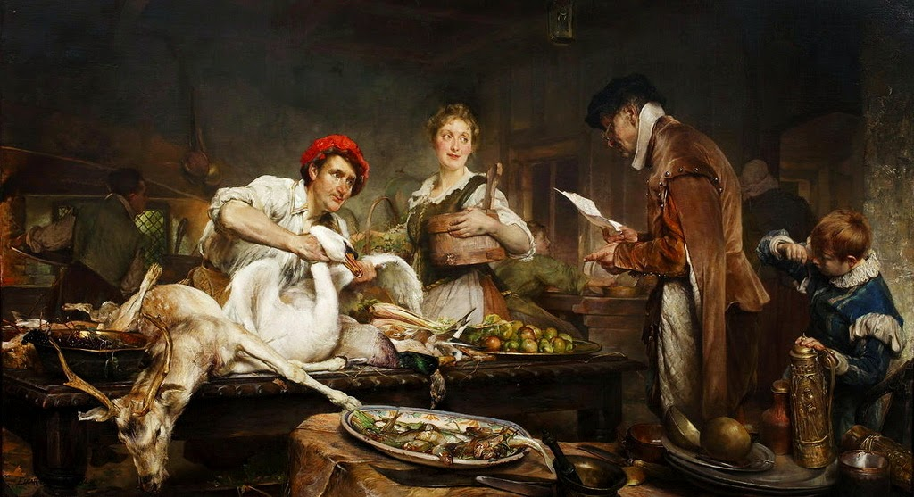 Edgar Bundy - A Feast Fit for a King