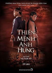 Thiên Mệnh Anh Hùng - Blood Letter poster