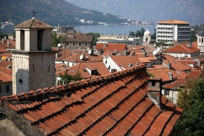 Kotor Montenegro cityscape