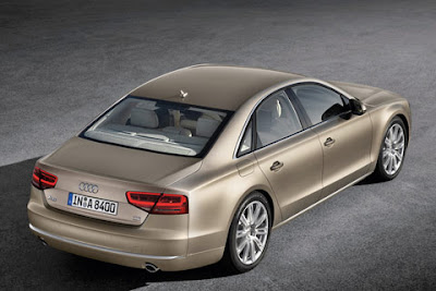 Audi A8 india wallpapers