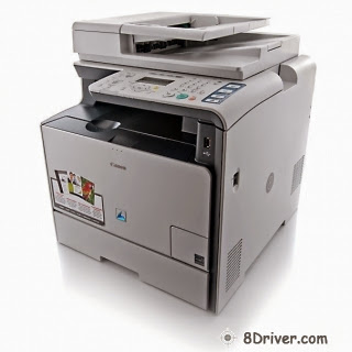 download Canon i-SENSYS MF8380Cdw printer's driver