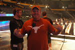 Chriiis is representing Texas while in Nashville