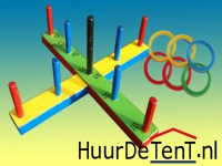 Ringwerpen - Oud Hollands Spel - HuurDeTent