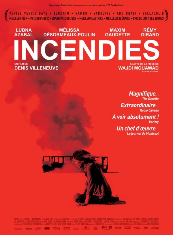 Neste momento... (Cinema / DVD) - Página 8 Incendies-8517-poster-large