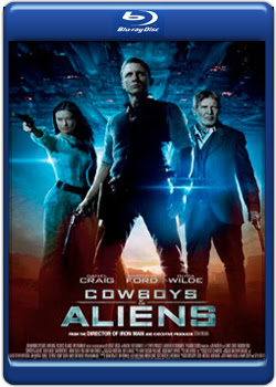 47 Cowboys & Aliens + Legenda   BluRay 480p e 720p