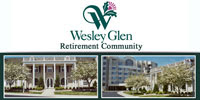 Senior Living Columbus Ohio Wesley Glen Retirement Community Logo