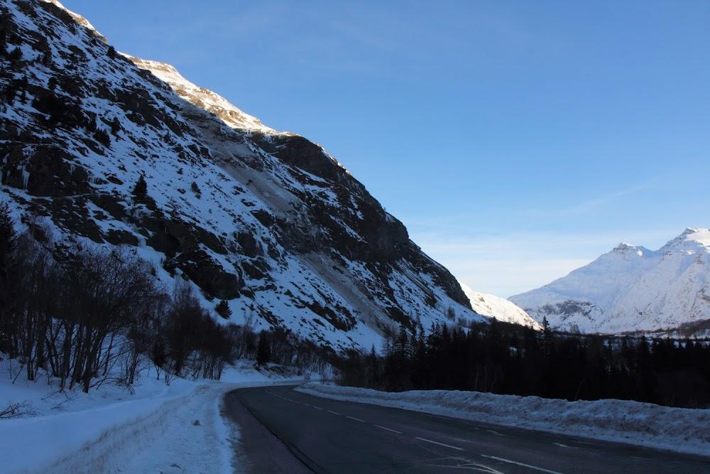 Avalanche Haute Maurienne, secteur Bessans, RD 902 - Praz Rot - Photo 1
