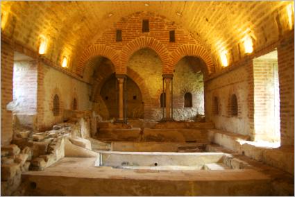 Sizilien - Arabisches Badehaus in Cefalà Diana