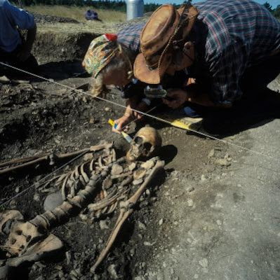 Stone Age remains chronicle rise of agriculture in Europe