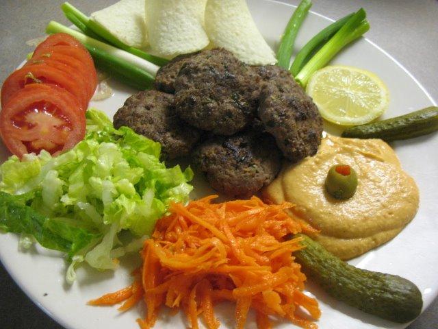 Grilled Meatballs/ Izgara Köfte | Turkish Cuisine