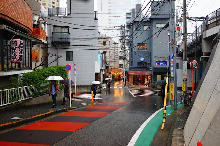 komazawa dori nakameguro slope