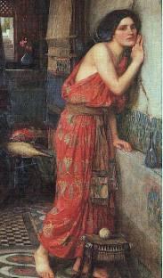 Goddess Thisbe Image