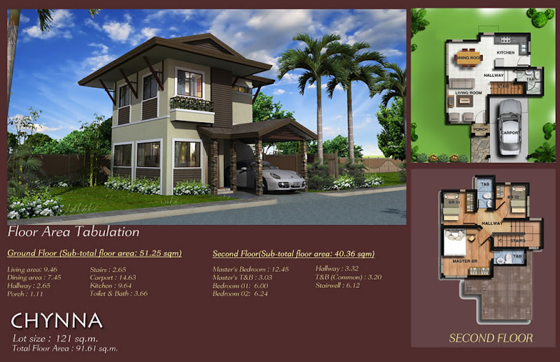 Twin Palms Residences - Chynna House Model