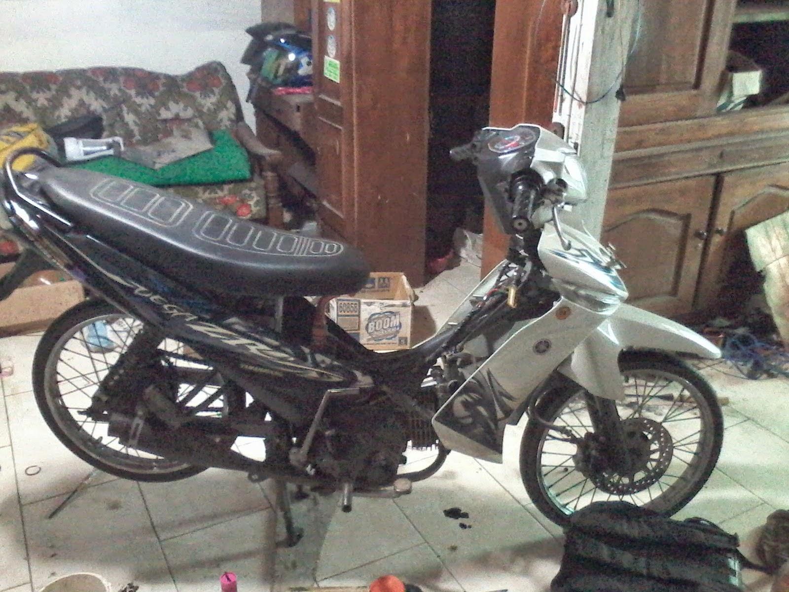 Koleksi Foto Modifikasi Motor Vega Z R Terbaru Modispik Motor