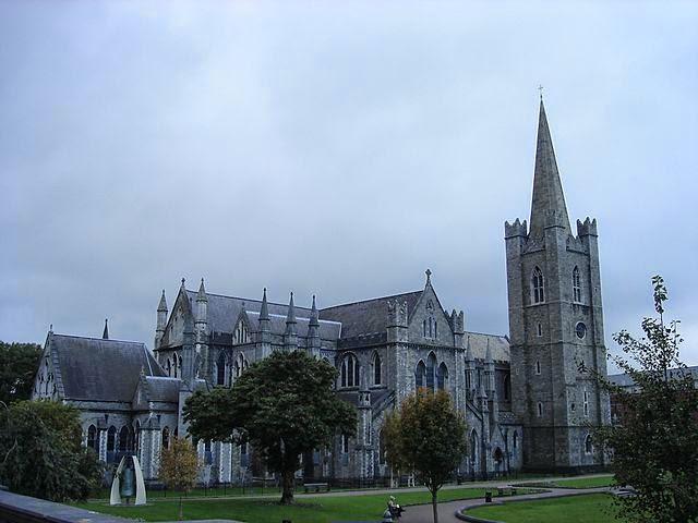 Dubl n la capital de la rep blica de irlanda paperblog for Cocina vanguardista wikipedia
