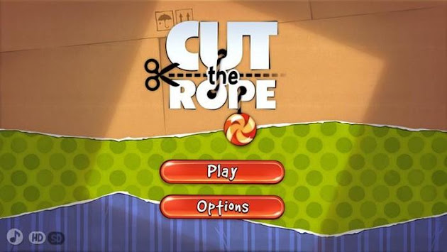 Cut the Rope on HTML5
