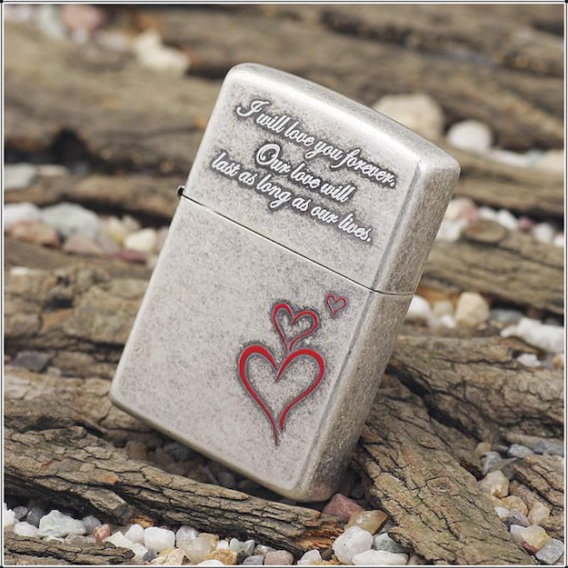 Love zippo or its users will love these new cool zippo casings 2011