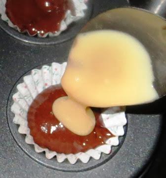 Caramel Swirl Brownies Recipe | Easy Mini Brownies