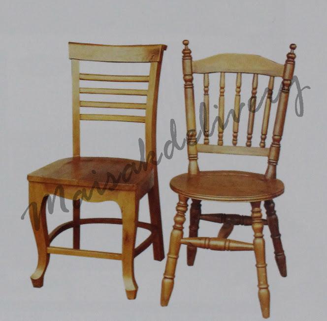 การขึ้นโมเดลเก้าอี้ไม้กลึง [คุณขอมา...เราจัดให้] 4n