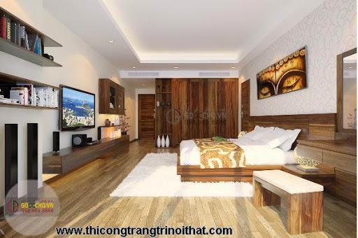 Bộ sưu tập các mẫu thiết kế phòng ngủ được ưa chuộng nhất hiện nay - <strong><em>Thi công trang trí nội thất</em></strong>-1