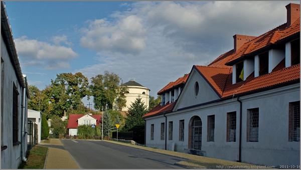 Puławy ul.Rybacka