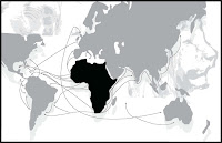 emigración africana, diaspora africana, african diaspora