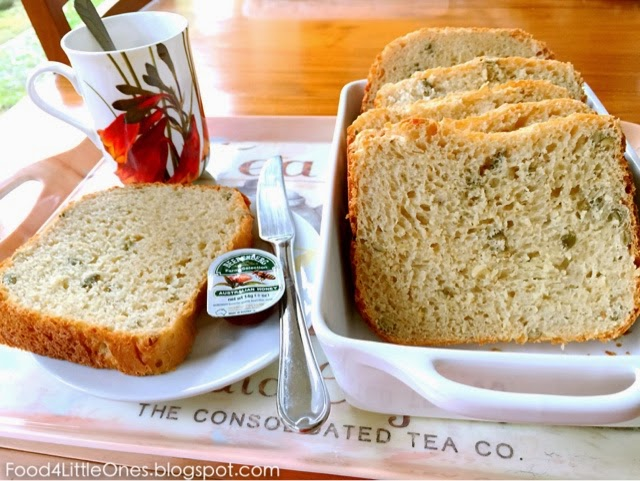 Food For Little Ones My First Bread Maker